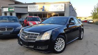 Used 2010 Cadillac CTS w/PAN-ROOF for sale in Etobicoke, ON
