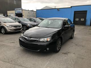 Used 2011 Subaru Impreza SPORT AWD AUTO,TOIT OUVRANT,BLUETOOTH,MA for sale in Montréal, QC