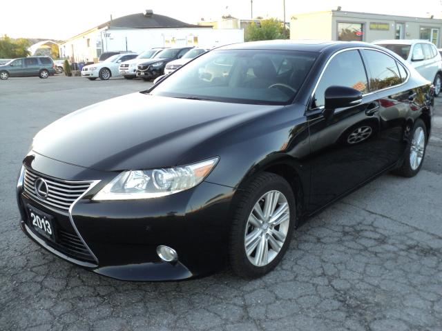 2013 Lexus ES 350 premium navigation camera