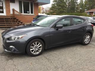 Used 2014 Mazda MAZDA3 GS-SKY HAYON for sale in Victoriaville, QC