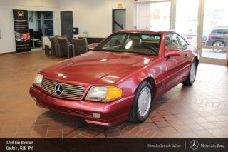 Used 1990 Mercedes-Benz SL-Class 500SL for sale in Québec, QC