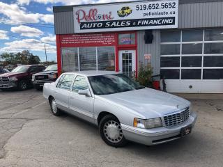 Used 1999 Cadillac DeVille for sale in London, ON