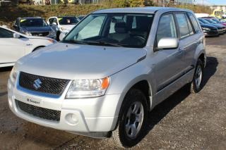 Used 2007 Suzuki Grand Vitara JX *AWD *TOUT ENTRETIENS FAIT for sale in Beauport, QC