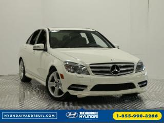 Used 2011 Mercedes-Benz C 300 AWD A/C CUIR TOIT for sale in Vaudreuil-Dorion, QC