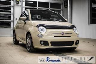 Used 2012 Fiat 500 SPORT RIMOUSKI for sale in Rimouski, QC
