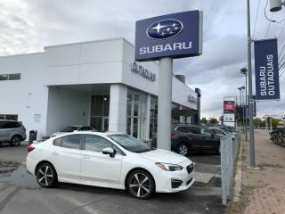 Used 2017 Subaru Impreza Impreza Sport-Tech 4 portes for sale in Gatineau, QC