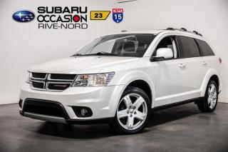 Used 2012 Dodge Journey SXT BLUETOOTH+MAGS+A for sale in Boisbriand, QC