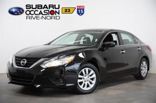 Used 2017 Nissan Altima CAM.RECUL+BLUETOOTH for sale in Boisbriand, QC