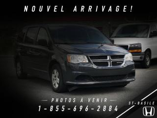Used 2012 Dodge Grand Caravan SE + 7 PASSAGERS + WOW !! for sale in St-Basile-le-Grand, QC