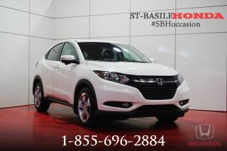 Used 2016 Honda HR-V EX + TOIT + CAMÉRA + TRÈS RARE !!! for sale in St-Basile-le-Grand, QC