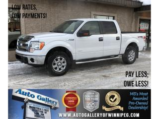 Used 2013 Ford F-150 XTR for sale in Winnipeg, MB