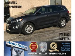 Used 2016 Kia Sorento 2.4L LX *AWD/Heated Seats/Bluetooth for sale in Winnipeg, MB