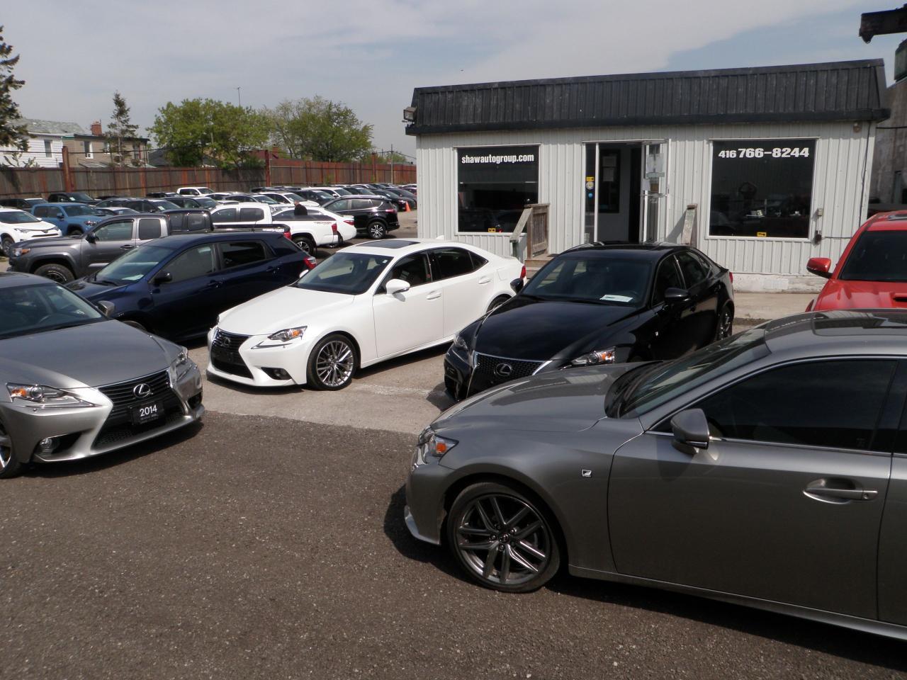 2014 Lexus IS 250 NAVIGATION AWD LEXUS DEALER OFF LEASE YARD