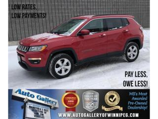 Used 2018 Jeep Compass NORTH for sale in Winnipeg, MB
