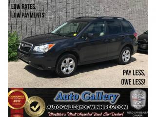 Used 2016 Subaru Forester i for sale in Winnipeg, MB
