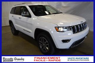 Used 2017 Jeep Grand Cherokee Ltd +v6, T.ouvrant for sale in Granby, QC