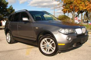 Used 2010 BMW X3 30i for sale in Mississauga, ON