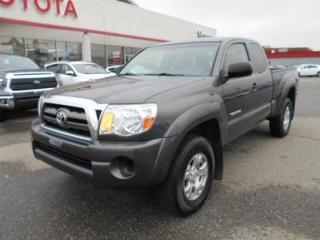 Used 2010 Toyota Tacoma AWD ACCESS CAB V6 for sale in Matane, QC