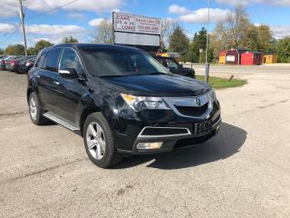 Used 2011 Acura MDX for sale in Komoka, ON