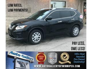 Used 2016 Nissan Rogue S for sale in Winnipeg, MB