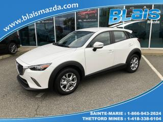 Used 2018 Mazda CX-3 GS for sale in Ste-Marie, QC