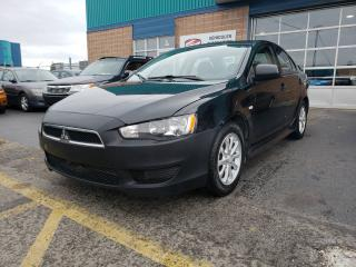 Used 2012 Mitsubishi Lancer SE A/C for sale in St-Eustache, QC