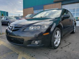 Used 2007 Mazda MAZDA6 for sale in St-Eustache, QC