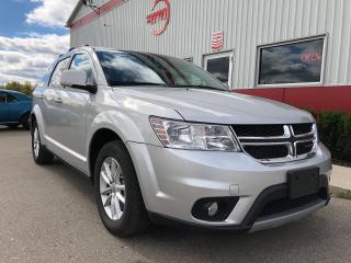 Used 2014 Dodge Journey SXT for sale in Tillsonburg, ON