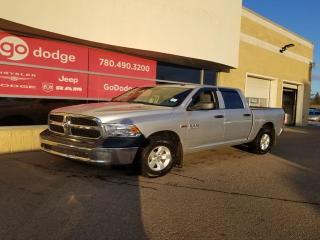 Used 2018 RAM 1500 ST 4x4 Crew Cab for sale in Edmonton, AB