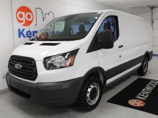 Used 2018 Ford Transit VAN T150 RWD low roof. Cargo van for all your transporting needs for sale in Edmonton, AB