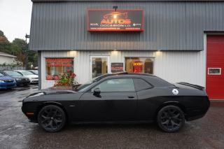 Used 2016 Dodge Challenger R/T for sale in Lévis, QC
