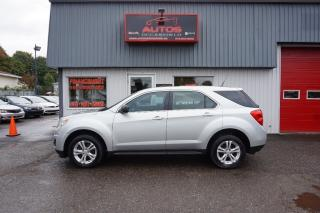 Used 2011 Chevrolet Equinox AWD for sale in Lévis, QC