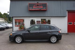 Used 2010 Subaru Impreza 2.5 I Awd Sport for sale in Lévis, QC