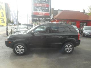 Used 2009 Hyundai Tucson GL / NEW BRAKE / LIKE NEW / LOADED / SUPER CLEAN for sale in Scarborough, ON