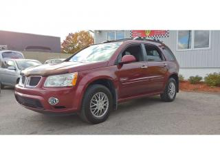 Used 2008 Pontiac Torrent GXP for sale in St-Jérôme, QC