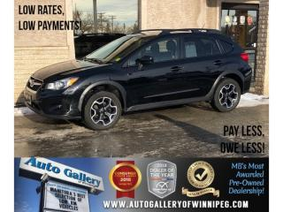Used 2015 Subaru XV Crosstrek 2.0i w/Touring Pkg for sale in Winnipeg, MB