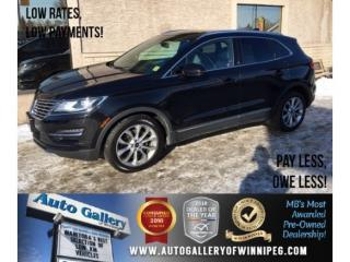 Used 2015 Lincoln MKC *AWD/Htd Lthr/Pano Roof for sale in Winnipeg, MB