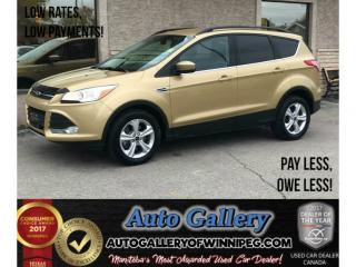 Used 2014 Ford Escape SE for sale in Winnipeg, MB
