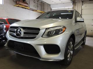 Used 2016 Mercedes-Benz GLE GLE 350d, 4MATIC, 360 CAMERA, PANO ROOOF for sale in Mississauga, ON