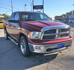 Used 2011 RAM 1500 BIG HORN  4X4 for sale in Windsor, ON