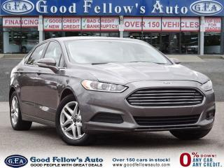 Used 2014 Ford Fusion SE MODEL, 1.5 LITER TURBO, POWER SEATS for sale in Toronto, ON