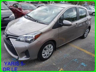 Used 2015 Toyota Yaris LE for sale in Longueuil, QC