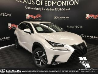 New 2019 Lexus NX 300h Executive Package for sale in Edmonton, AB