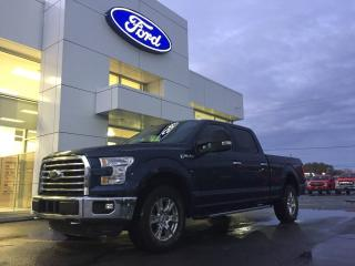 Used 2016 Ford F-150 Xlt Xtr Crew Cab 6 for sale in St-Georges, QC