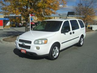 Used 2007 Chevrolet Uplander CARGO LADDER RACK for sale in York, ON