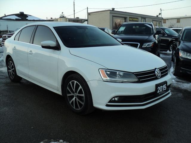 2015 Volkswagen Jetta COMFORTLINE TDI