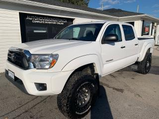 Used 2014 Toyota Tacoma V6 SRS for sale in Kingston, ON