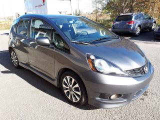 Used 2014 Honda Fit Sport for sale in Stittsville, ON