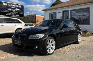 Used 2011 BMW 328xi 328i xDrive AWD LEATHER SUNROOF NO ACCIDENT for sale in Mississauga, ON