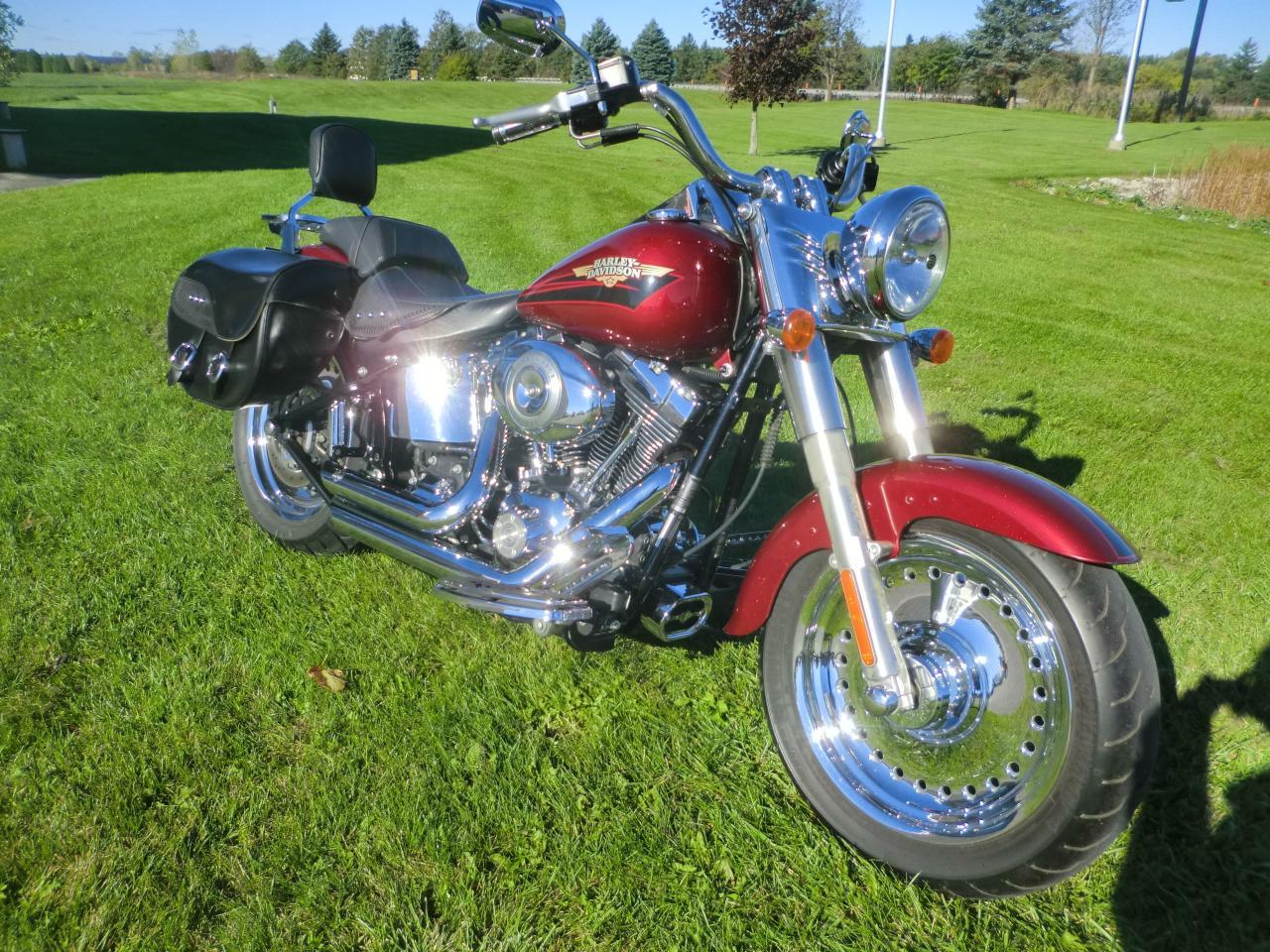 2009 Harley-Davidson FAT BOY FLSTI